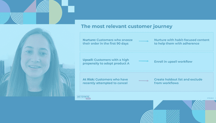 Using Real-time Data to Power a Personalized Customer Journey