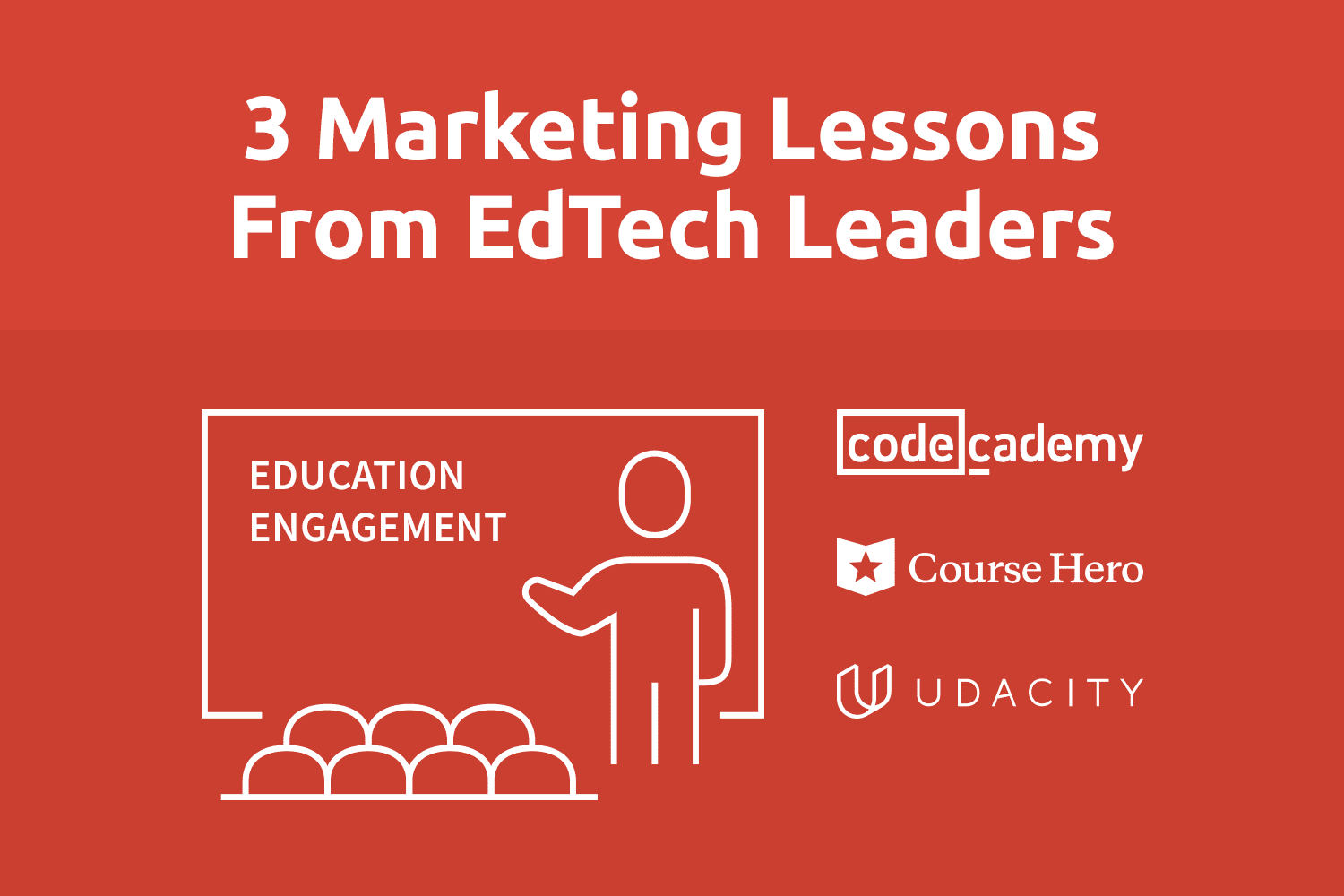 3 Marketing Lessons Universities Can Take From E-Learning