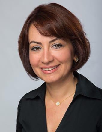Kate Nowrouzi