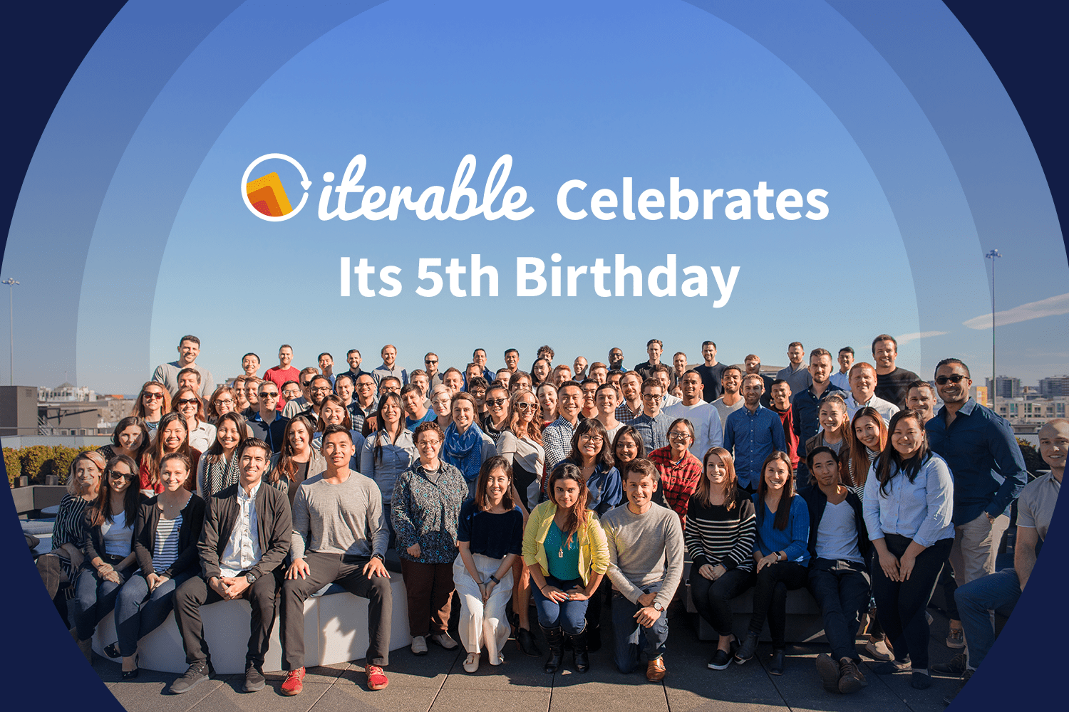 Celebrate Iterable's 5th Birthday at Activate