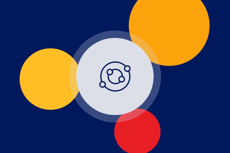 Icon depicting omni-channel marketing