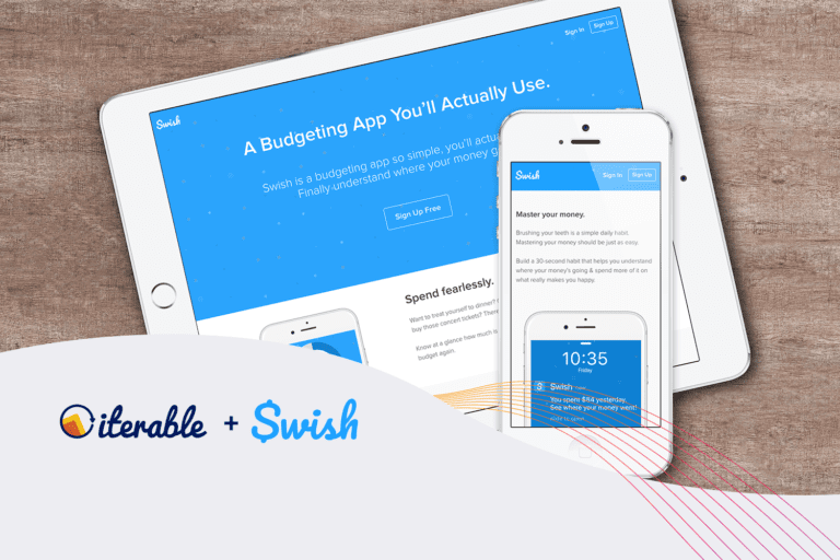 Iterable + Swish Case Study