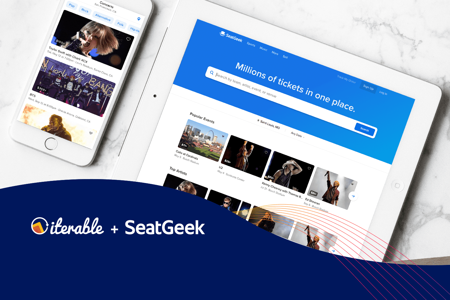 Iterable + SeatGeek Case Study