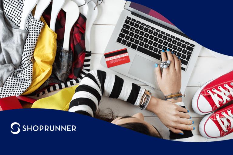 ShopRunner e-commerce stock photo