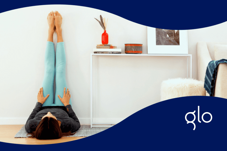 Glo yoga header