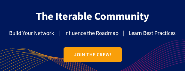 Join the Iterable Community