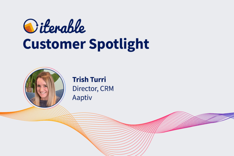 Iterable Customer Spotlight: Trish Turri From Aaptiv