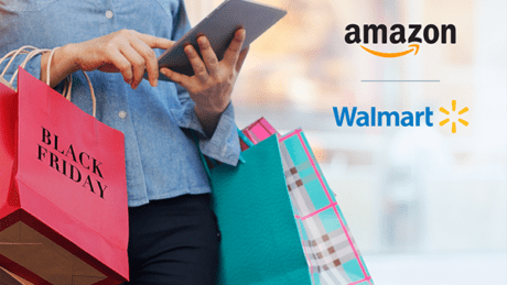 Amazon vs. Walmart Black Friday