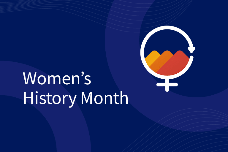 Women's History Month at Iterable