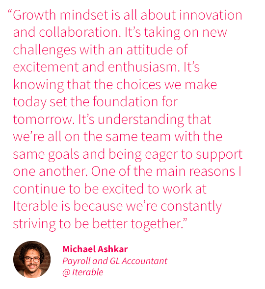 Michael Ashkar quote