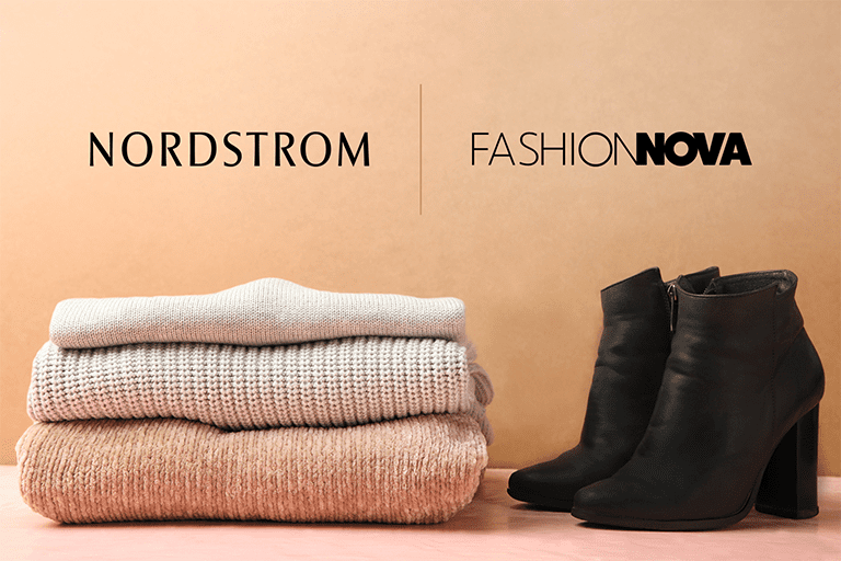 Apparel marketing campaigns: Nordstrom vs. Fashion Nova teardown