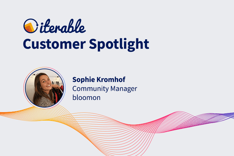 Customer Spotlight Sophie Kromhof