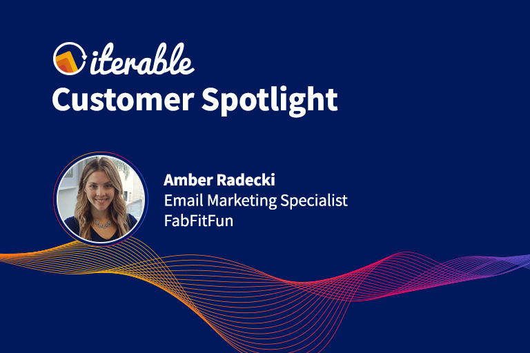 Amber Radecki Customer Spotlight