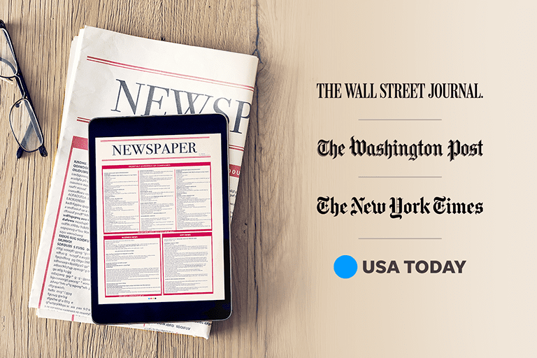 U.S. Newspaper Teardown