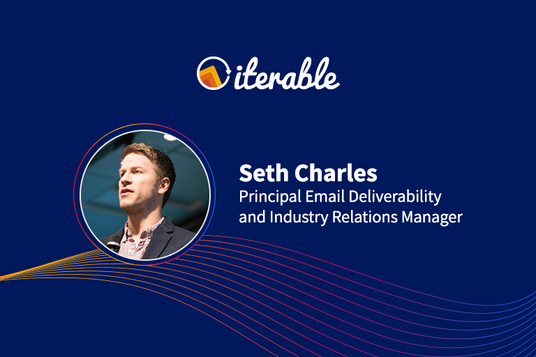 Seth Charles Iterable Community Deliverability AMA