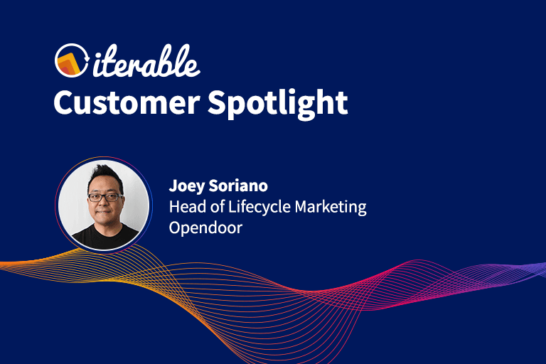 Opendoor Joey Soriano Customer Spotlight