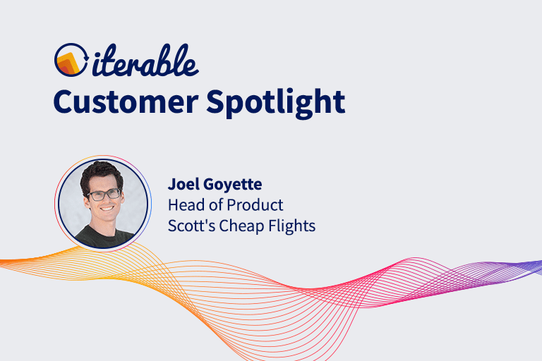 Joel Goyette Customer Spotlight