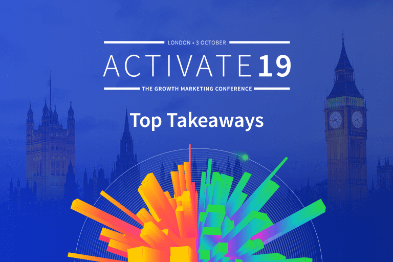 Highlights from Activate London