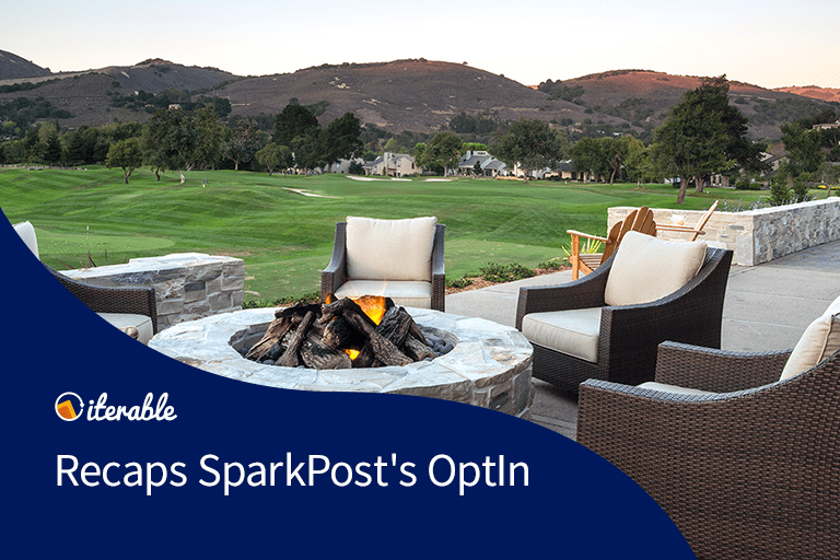 Iterable recaps SparkPost's OptIn