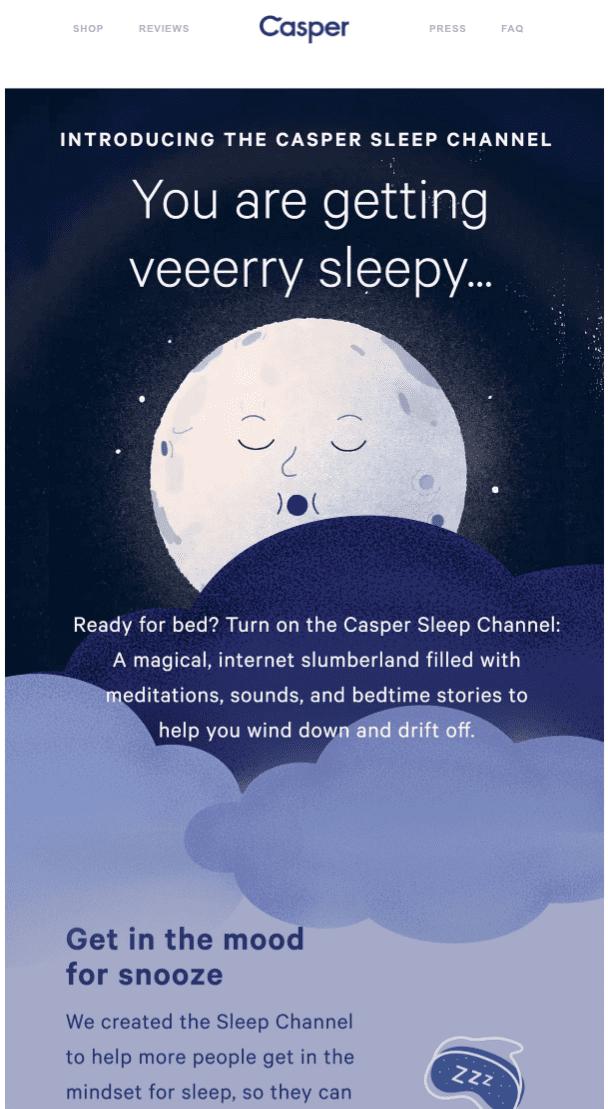 Illustration - Casper