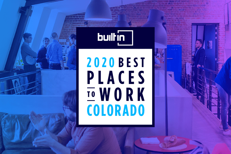 Built In's 2020 Best Places to Work in Colorado