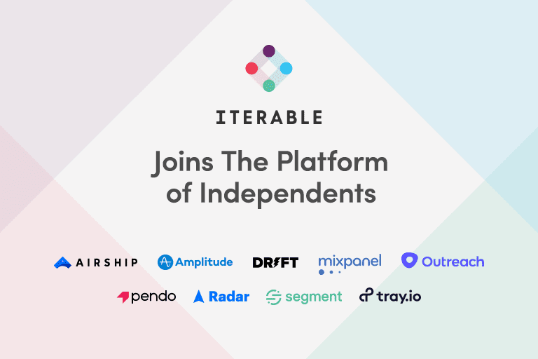 Iterable Joins the Platform of Independents