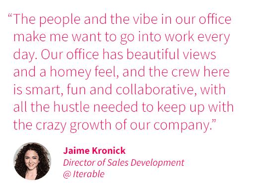 Colorado quote - Jaime Kronick