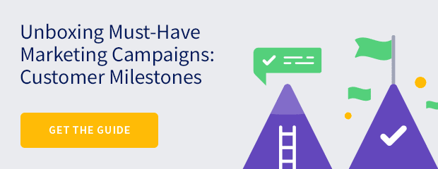 Unboxing Must-Have Marketing Campaigns: Customer Milestones