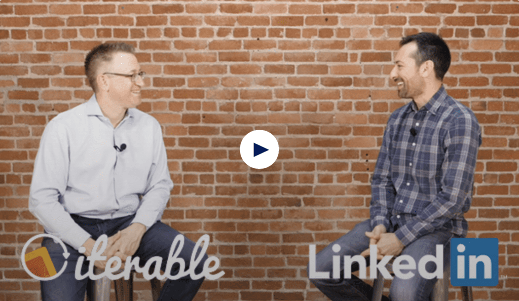 """""""Re-Architecting Growth:"""" Fireside Chat with LinkedIn"""