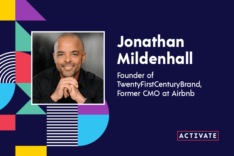 Announcing Keynote Speakers at Activate 20: Jonathan Mildenhall