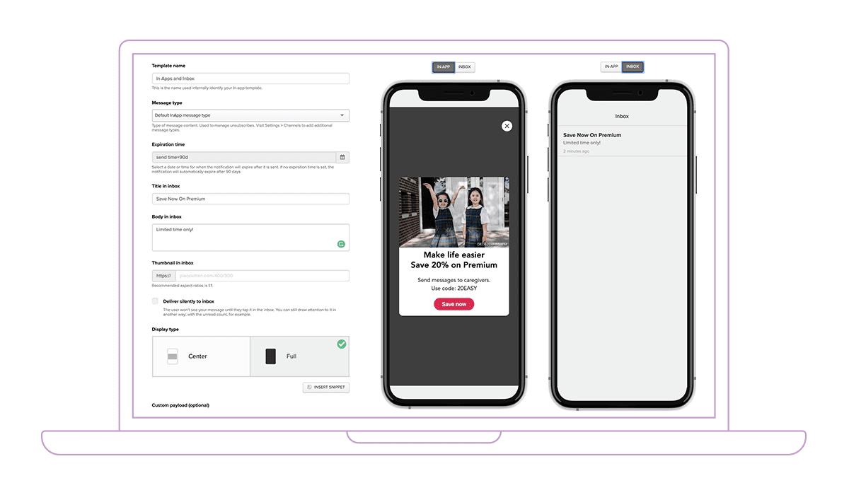 Mobile Inbox platform update
