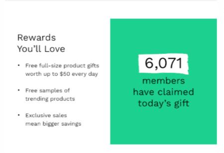 Thrive Market email - Pt 3
