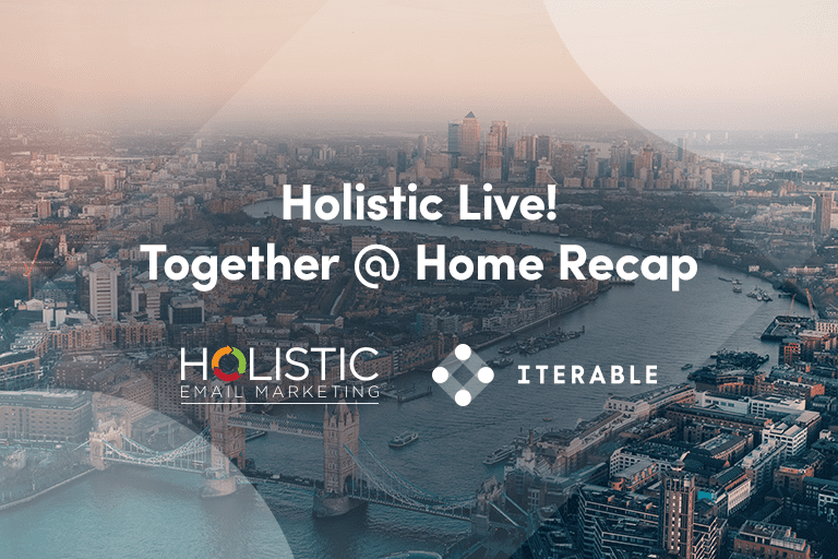 Holistic Live! Together at Home Recap