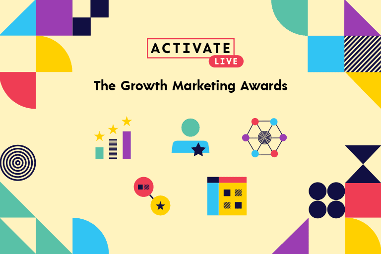 2020 Growth Marketing Awards at Activate Live