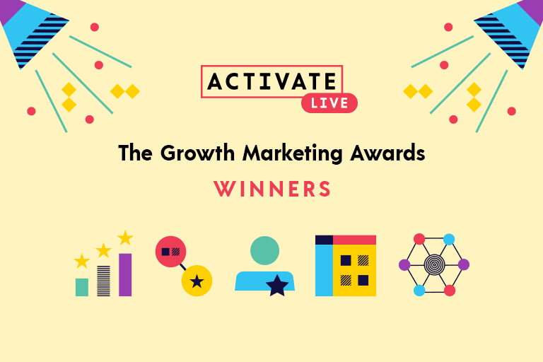 The 2020 Growth Marketing Awards Winners