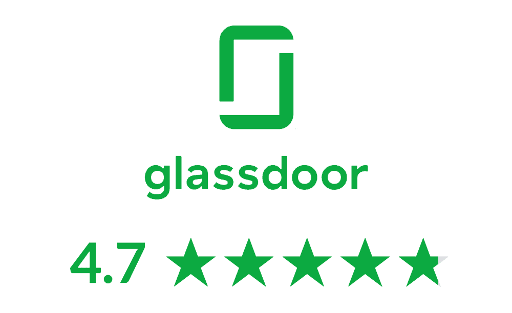 Read Our Glassdoor Reviews