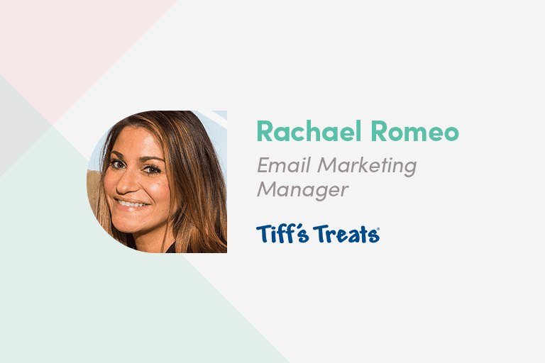 A Q&A with Rachel Romeo from Tiff's Treats