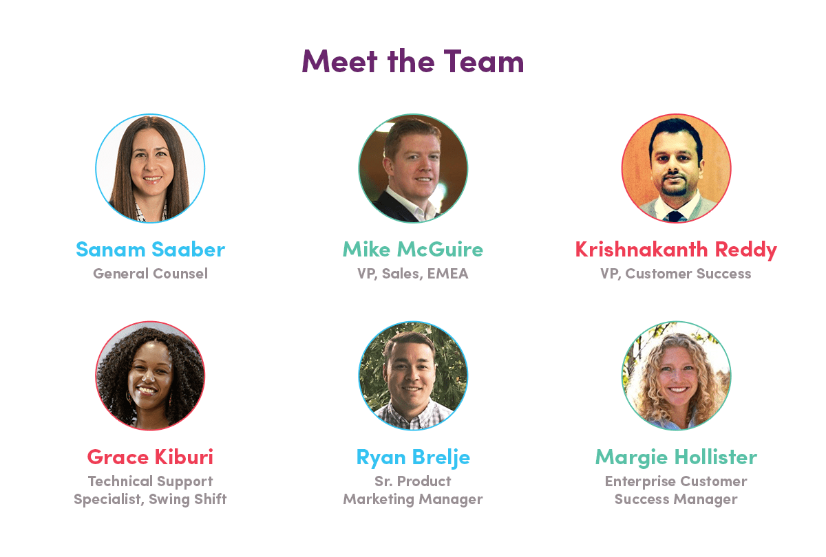 Meet the Team: Parents at Iterable