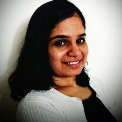Ask an Iterator Saylee Joshi