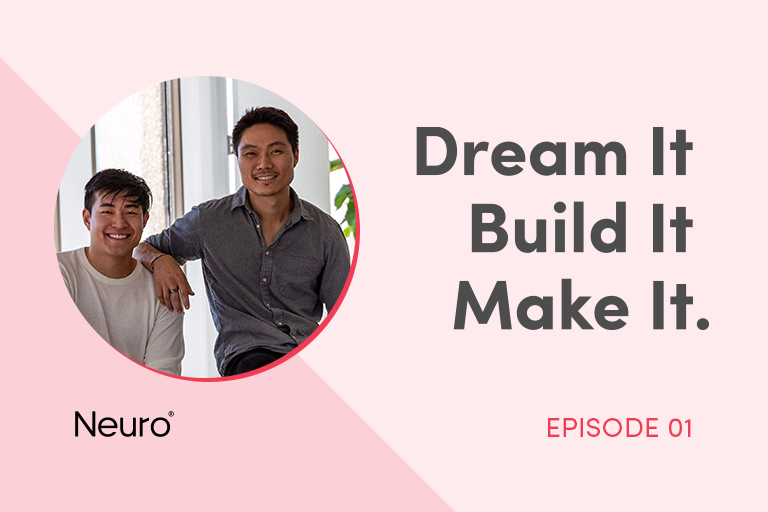 Dream It Build It Make It Neuro
