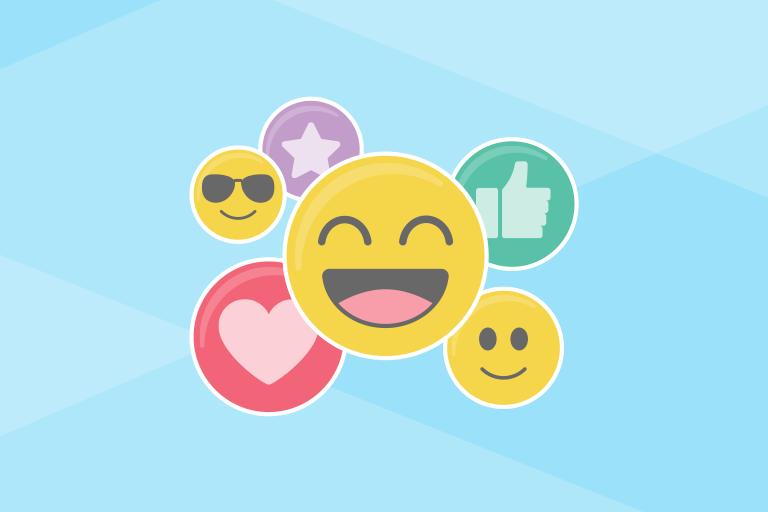 Marketing Emojis Blog