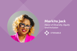 Iterable Hires Markita Jack as Head of Diversity, Equity, and Inclusion to Further Its Vision of People-First Culture