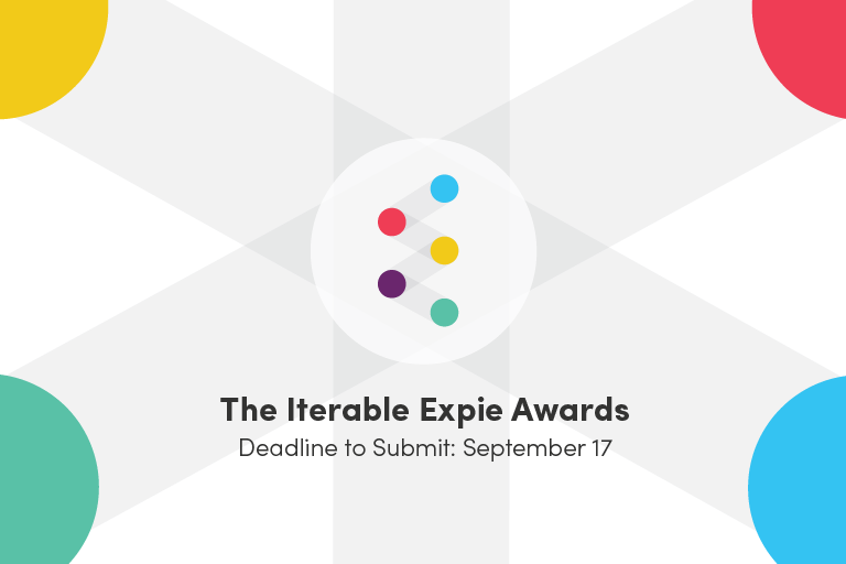iterable expie awards