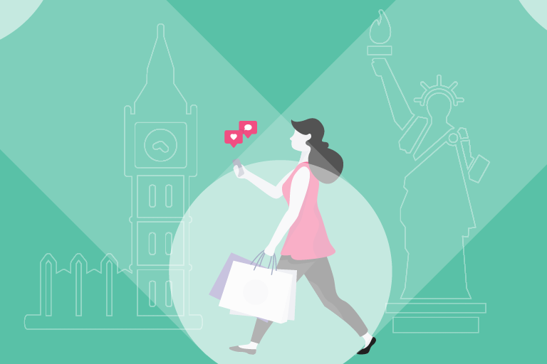 Holiday Shopping Trends UK US Quick Poll